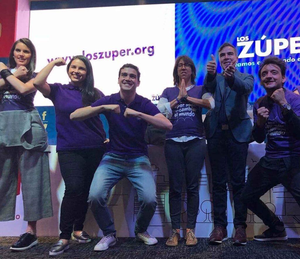 Lanzamiento de Los Zuper Juan David Aristizábal - Bogotá