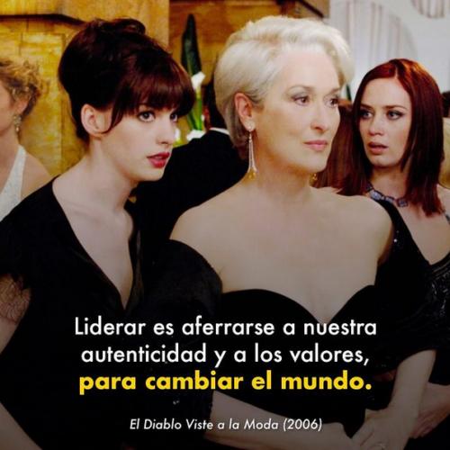 Película El Diablo Viste a la Moda 2006