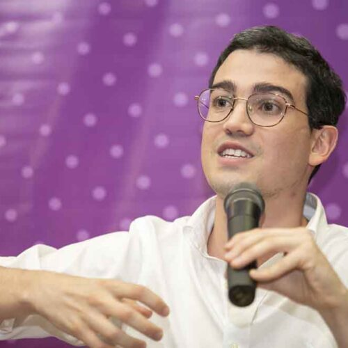 Juan David Aristizábal - Lanzamiento Libro Todos Podemos Cambiar el Mundo Medellín