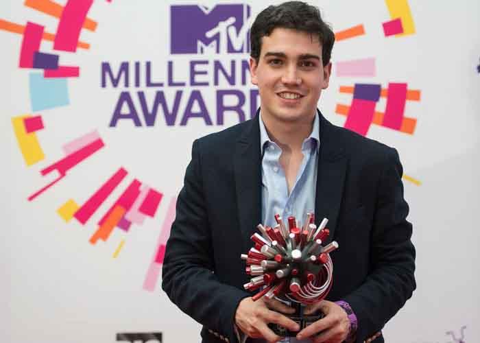 MTV Millennial Awards Juan David Aristizábal