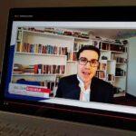Conferencia virtual de Juan David Aristizábal - Colfondos