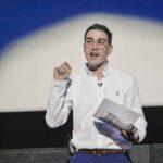 Juan David Aristizábal - Lanzamiento Libro Todos Podemos Cambiar el Mundo Bogotá