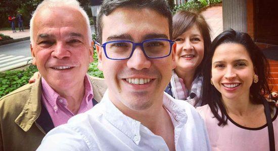Familia Juan David Aristizábal