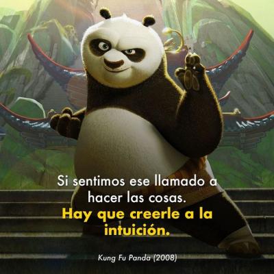 Película Kung Fu Panda 2008