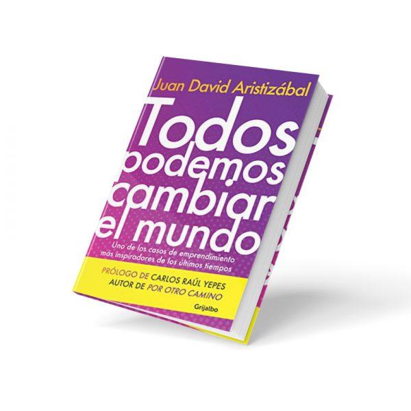 Libro Todos podemos Cambiar el Mundo